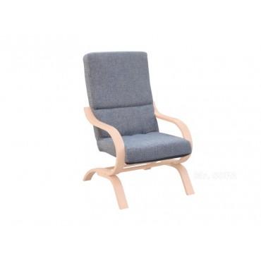 fotel fiński na płozach finka