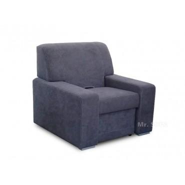 Nowoczesny fotel z...