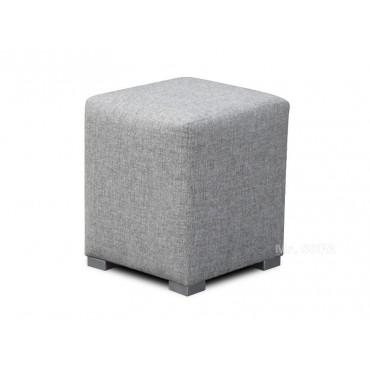Mała kwadratowa pufa 35x35 cm