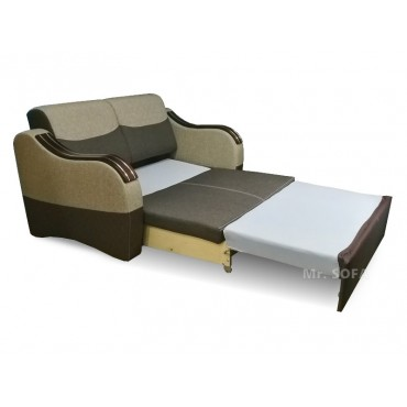 Stylowa wysuwana sofa...