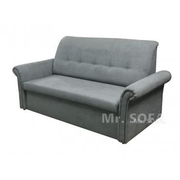 Wysuwana sofa z pikowanym...