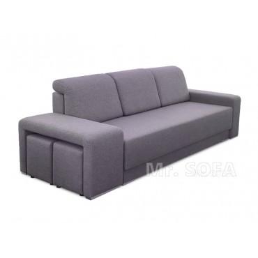 Nowoczesna kanapa z bokiem...