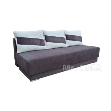 Mała kanapa rozkładana z...