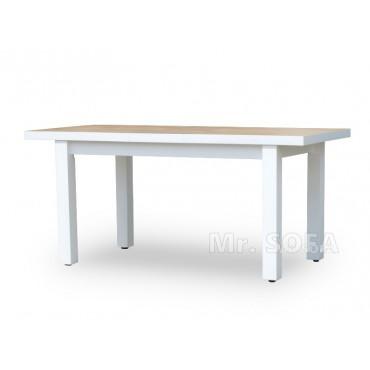 rozkładany stół dwukolorowy