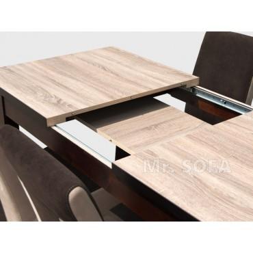 Dwukolorowy stół rozkładany...