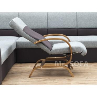 Rozkładany fotel fiński z...
