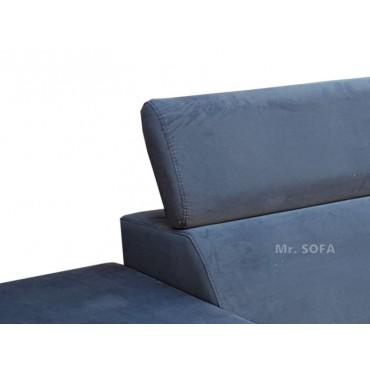 kanapa z zagłówkami