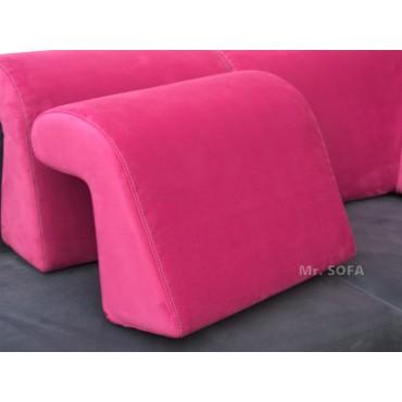 poduszki nakładane na oparcie