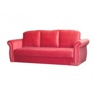 kanapa w stylu francuskim rozkładana